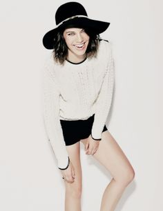 Lauren Cohan photographed by Andrew Stiles for Foam Magazine 2013