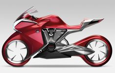 Honda also already designing a new generation of motorcycles. For lovers of speed, this innovation will be fantastic, very high speeds reached in less than 5 seconds.