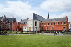 Histoire de Lille | Ville de Lille : Hospice Comtesse