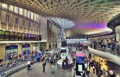 London King's Cross Station by Never House, via Flickr
