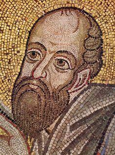 Римская и византийская мозаика - Мозаики Софии Киевской. Часть 2