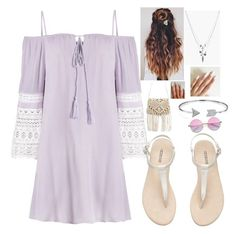 """""""Bohemian"""" by danifashionblog on Polyvore featuring Boohoo and Bling Jewelry"""
