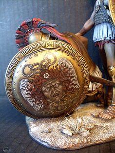 СПАРТАНЦЫ, 480 год до н.э.