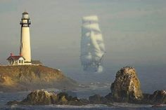 Tall Ship at the #Lighthouse http://www.roanokemyhomesweethome.com