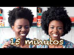 Alongamento cabelo crespo (tipo 4)   DePretas - YouTube
