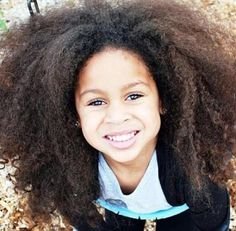Image result for kids with big hair