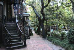 Jones Street, Savannah, Georgia