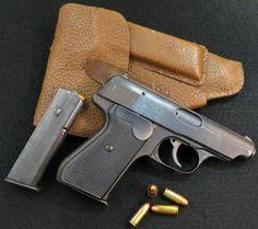 Hunting and Wildlife Management 32 Acp, Pocket Pistol, Firearms, Ww2, Hand Guns, Joachim Peiper, Weapons, Revolvers, Armour