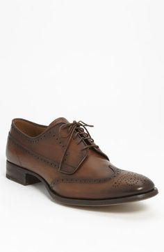Prada Wingtip Derby available at Nordstrom