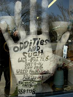 odditites by Able Parris