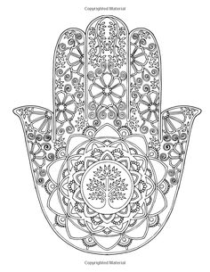Tranquility: Colouring Book:  MauindiArts