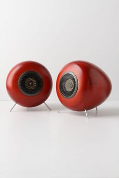 these speakers are on windfall wishlist • anthropologie