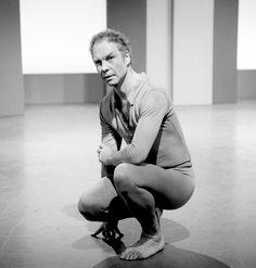 Merce Cunningham, uma das maiores forças criativas da dança norte-americana.