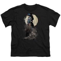 More DC Characters: Zatanna Illusion Youth T-Shirt