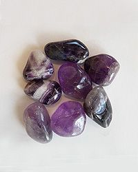 Ametyst Minerals And Gemstones, Gems Jewelry, Crystal Healing, Pastels, Health, Gems, Crystals, Gemstone Jewelry, Health Care