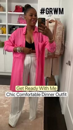 Comfortable Fashion, Comfortable Outfits, Comfy Casual, Casual Chic, Chic Outfits, Fashion Outfits, Women's Fashion, Dinner Outfits, Zara Shirt