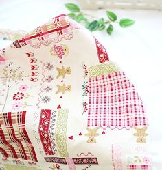 cotton 1yard 44 x 36 inches 41399 by cottonholic on Etsy, $11.80