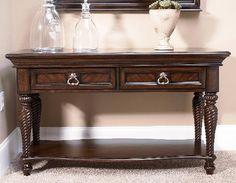 Lowe's Home Improvement Table, Wynwood Furniture, Sofa Table, Low Shelves, Furniture, English Design, Sofa Tables, Home Decor, Living Room Furniture