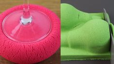 Most Satisfying Floral Foam & Slime, Kinetic Sand ASMR Compilation Video Foam Slime, Oddly Satisfying Videos, Kinetic Sand, Compilation Videos, Asmr Video, Slime Asmr, Floral Foam, Make It Yourself, Age