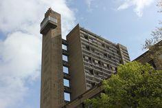 Erno Goldfinger's Trellick Tower