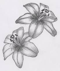 Image result for flower tattoo design