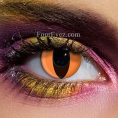 Nagini Snake Contact Lenses (Pair)