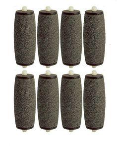 8 x Ricariche 'compatibili' Scholl Velvet soft /smooth pedicure elettrico