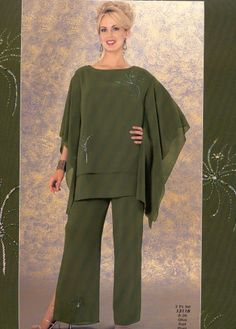 1007. Special Occasion pants  suits for womens