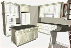 The How-To Crew: Kitchen Remodel Plans
