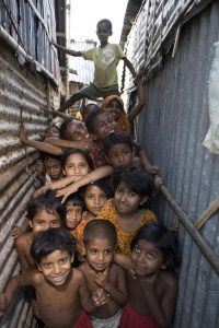 slumdog kids. *To find out how to sponsor a disadvantaged child's education in India, please go to: www.heal.co.uk