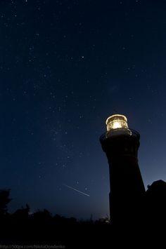 lighthouse by Nikita Dondenko, via 500px