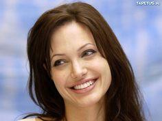 Angelina Jolie | Angelina Jolie, brązowe włosy