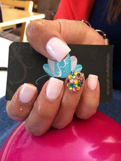 Nails, acrylic nails, nails art.