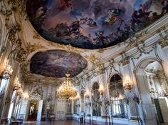 Teach Through Educational Travel | Elegant Schonbrunn Palace | Vienna, Austria