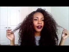 Affordable Hair: Outre Batik Peruvian Wig - YouTube