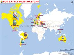 Expat Easter: Keeping Traditions How to Celebrate Around the World ...