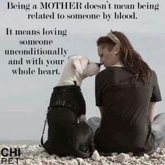 Loving unconditionally