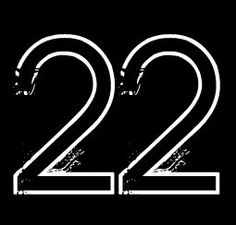 22 is the perfect age for taking chances and exploring every option. I'm before this age, they are after. We could make our worlds meet Day Countdown, Halloween Countdown, Vampire Rave, Champagne Birthday, Feeling 22, Taking Chances, Ramadan Gifts, Numerology Numbers, Lucky Number