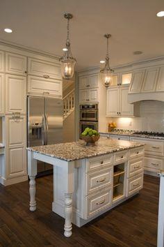 Dream Kitchen | www.oldtimepottery.com