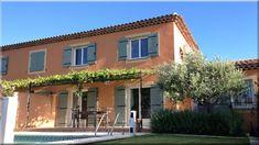 Modern Villa in Vaucluse, France. Holiday villas in Vaucluse and Provence-Alpes-Côte d'Azur. 6-person modern villa with pool and stunning views modern villa (Szép házak, lakások, 9)