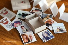 Pomysł na oryginalne wykorzystanie ulubionych zdjęć :). Więcej o magnesach we wpisie.