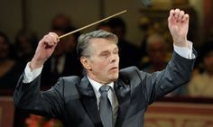 Mariss Jansons, Principal Director of the Royal Concertgebouw Orchestra, Amsterdam, the Netherlands