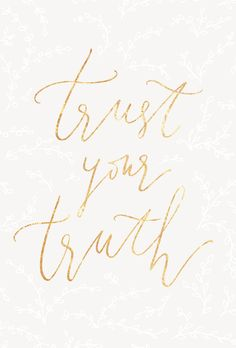 Gold Trust your truth iphone phone wallpaper background lock screen