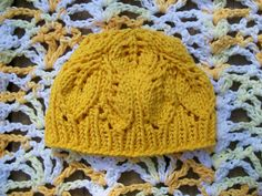 Baby Leaves II with Cotton Ease by pauladean, via Flickr