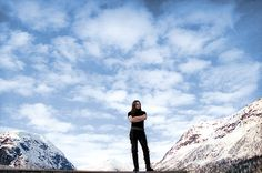 "Valfar of Windir, from the book ""True Norwegian Black Metal"" (May 2008) by the photographer Peter Beste. Large HQ"