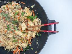 Japchae, Ethnic Recipes, Fit, Shape