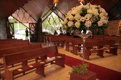 Decoração igreja de casamento 02