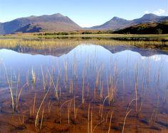 Ben Damph Scottish Highlands