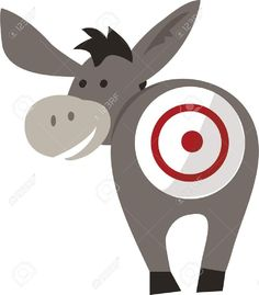 Pin the tail on the donkey is a classic game for a birthday party. Pajama Party Games, Birthday Party Games, Fun Games, Games For Kids, Diy For Kids, Creative Activities For Kids, Cowboy Party, The Donkey, Ideas Para Fiestas