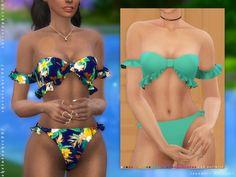 sims 4 cc // custom content clothing // Insomnia Bikini Swimsuit / - sims 4 cc // custom content clothing // Insomnia Bikini Swimsuit / Source by cassandrahampel - Sims 4 Cc Packs, Sims 4 Mm Cc, Sims Four, Sims 2, Maxis, Sims 4 Mods Clothes, Sims 4 Clothing, Los Sims 4 Mods, Pelo Sims